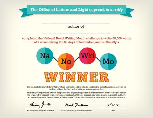 2012-NaNo-Winner-Certificate