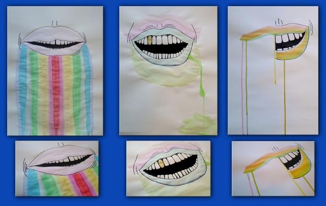 smile artwork