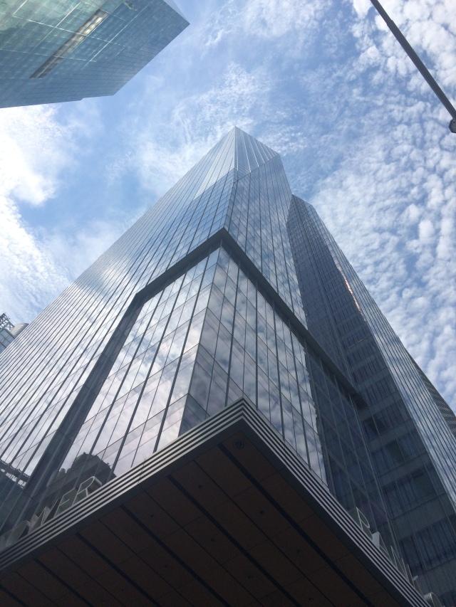 """New York, New York."" - Photo taken by Julia Taus"
