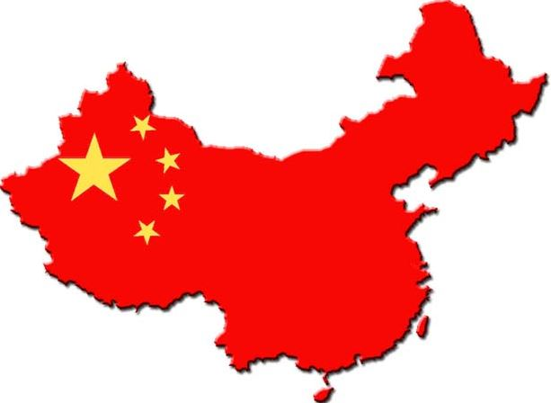 Picture found on: https://writeoncompetition.files.wordpress.com/2013/01/china-flag-map.jpg